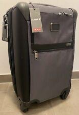 Tumi Alpha 2 Handgepäck 4-Rollen erweiterbar Koffer Trolley Carry On Luggage