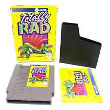 Totally Rad for Nintendo, NES by Aicom Corp, 1991, CIB, VGC, PAL