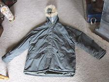 Heavy Military Arctic Parka Style #N3B WPL 10881 Pilot Coat Jacket Air Force USA