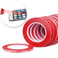 2mm 25M Ultra Slim Adhesive Double Side Tape Strong Sticky for Cell Phone Repair