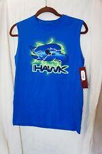New TONY HAWK Tank Top T Shirt Blue Size Youth Medium FREE USA SHIP