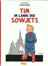 Tim und Struppi Softcover Comic Nr. 0 - 24 zur Auswahl Carlsen Neuware