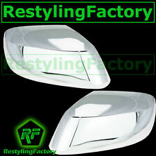 Triple Chrome plated ABS Mirror Cover - a pair for 05-12 Nissan XTERRA