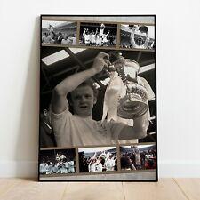 Leeds United Billy Bremner 1972 FA Cup Final Photo Leeds Memorabilia