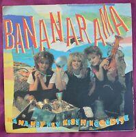 "Bananarama – Na Na Hey Hey Kiss Him Goodbye 7"" – NANA 4 – Ex"