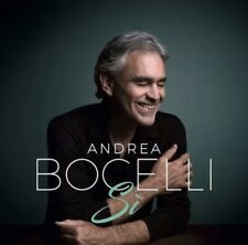 Andrea Bocelli - Si [New CD] Factory Sealed Free Shipping