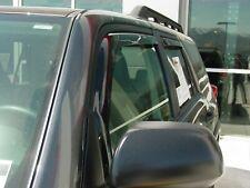In-Channel Wind Deflectors: 2003-2009 Toyota 4Runner