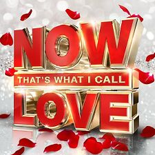 NOW THATS WHAT I CALL LOVE (Various) 3 CD SET (2016)