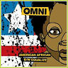 Omni (4) – American African / Equalize [12'' VINYL LP] NEW AND SEALED