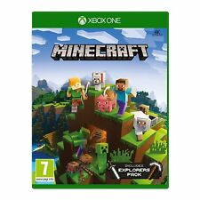 Microsoft Xbox One Minecraft Inc Explorers Pack Video Game