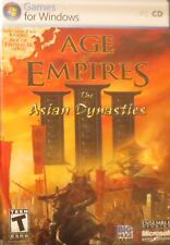 Age of Empires III: The Asian Dynasties (PC, 2007)