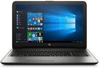 """HP 15.6"""" 15-ay197 Intel Core i5-7200U 2.5GHz, 8GB RAM, 1TB HDD, Radeon R7, Win10"""