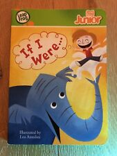 "LeapFrog Tag Junior Book ""If I Were"" Illustrated By Leo Antolini"