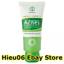 Acnes Oil Control Cleanser Rohto Mentholatum Face Foam 50g