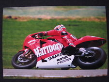 Photo Marlboro Yamaha YZR-M1 2002 #7 Carlos Checa (ESP) Dutch TT Assen #2