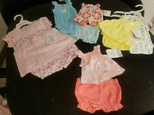 45 Lot of  Baby/Toddler/Girls 2 in 1, 3 in 1 Dressy, casual  Outfits all *NWT*