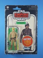 LUKE SKYWALKER (Bespin) Star Wars The Empire Strikes Back Retro Collection MOC