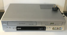 DAEWOO DF-4510P  RECORDER COMBO TRANSFER VIDEO TO DVD VCR PAL VHS WITH REMOTE