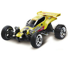1:52 Mini RC Remote Control Car KART Racing Buggy Christmas Toy Gift YELLOW