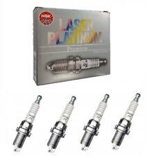 Spark Plug-Laser Platinum NGK PFR5R-11 (4 pcs) For Mercedes Benz W203 W211  M112