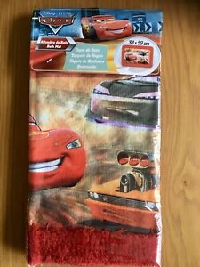 Disney Cars Children's Bedroom / Bath Mat NEW ONLY £2.49