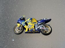 DE AGOSTINI - IXO - 1:24 - SUZUKI GSX-R - PEIRFRANCESCO CHILI - RACE BIKE
