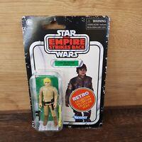 "STAR WARS Kenner Retro Collection Luke Skywalker Bespin 3.75"" Figure"