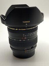 Tamron AF 19 - 35 mm 1:3.5 - 4.5 Nikon F mount Zoom Top Zustand #218392-5