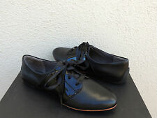 TSUBO RHIANNON BLACK PATENT LEATHER LACE-UP OXFORD SHOES, US 9.5/ EUR 40.5 ~NEW