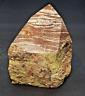 "3,5"" Aragonite Cluster Point Free Form Stone Natural Crystal Quartz Brazil"