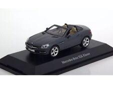 Mercedes Benz Clase SLK Klasse R172 Schuco 1:43 Gris Tenorita Grey B66960510