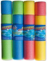 4x XXL Poolkanone Wasserspritze 54 cm/Ø 4 cm Wasser Spritzpistole Wasserpistole