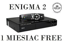 Dreambox Openbox Nbox bsla ENIGMA 2 Linux HDTV 5800 SKY NC + cyfrowy WARSAW E2