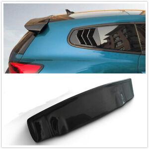 1PC Rear Spoiler Extension Cap Wing For Volkswagen Scirocco MK3 R Facelift 14-19