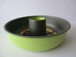 1 Stück Backform Napfkuchen Kranzform Gugelhupf Form Kuchenform 25 cm antihaft