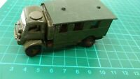 Leyland Hippo Plastic Built Model WW2 Truck Lorry Bedford Mobile Cuisine Toy