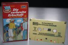 PIZZA - BANDE 3 Die verbeulte Erbschaft / Das Spukhaus MC Kassette 5fach geschr