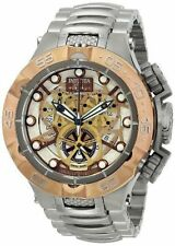 NEU Herren Invicta 13736 50mm Subaqua Noma V Schweizer Chronograph Armband Uhr