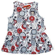 NEU! Betty Boop Tunika Long-Bluse Top Rundhals Baumwolle 128