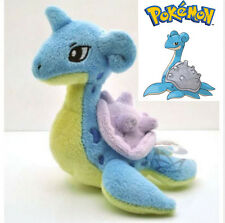 "Anime Pokemon 6"" High Lapras Dragon Monster Soft Plush Stuffed Doll Figure Toy"
