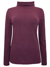 £ 27.95 NEW SEASALT CHARCOAL Organic Cotton Landing Top Rosewood