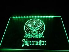 Jagermeister LED Neon Light Sign Hang Club Decor For Shop Bar LED Pub LED Decor