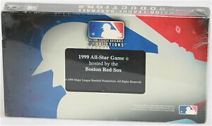 1999 MLB All-Star Game Hosted by Boston Red Sox New Sealed VHS Bob Doerr Estate