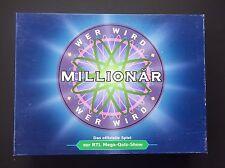 Wer Wird Millionär, Das Original Spiel Zur RTL-Mega-Quiz-Show, In Deutsche Mark