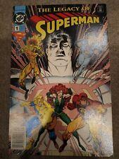 New ListingLegacy of Superman #1 One-Shot Newsstand ~ Near Mint Nm ~ 1993 Dc Comics