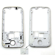 WHITE MID MIDDLE CHASSIS FRAME HOUSING FOR SAMSUNG GALAXY S4 i9500 I9505 I337