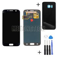 Pour Samsung Galaxy S7 G930F Affichage Écran LCD Vitre Tactile Assemblés Noir