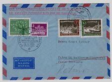Flugpost - Luftpost Berlin Mi. - Nr. 218 Erstflug LH 178/179 Frankfurt-Mallorca