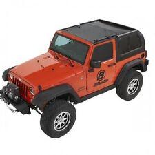 Jeep Wrangler JK 2türer Sun Bikini Top Safari Style Black Diamond Bestop 07-17