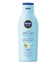 Nivea After Sun Lotion Moisturising Soothing 24 Hour Effectiveness Cooling 200ml